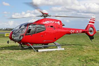 OY-HJF - Uni-Fly Eurocopter EC120B Colibri