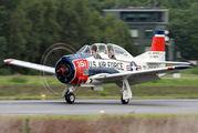 N1328B - Private North American T-28B Trojan aircraft