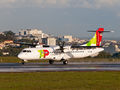TAP Express ATR 72 (all models) CS-DJB at La Coruña airport