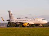 EC-MBT - Vueling Airlines Airbus A320 aircraft