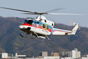 JA6783 - Japan - Ministry of Land, Infrastructure and Transport Bell 412EP aircraft