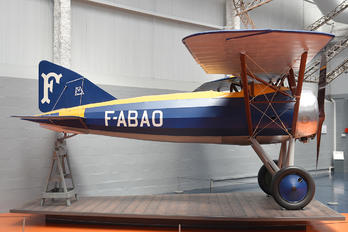 F-ABAO - Private Morane Saulnier AI