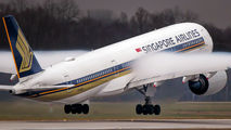 9V-SMM - Singapore Airlines Airbus A350-900 aircraft