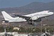 G-NOAH - Acropolis Aviation Airbus A319 CJ aircraft