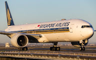 9V-SWZ - Singapore Airlines Boeing 777-300ER aircraft