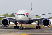 G-STBA - British Airways Boeing 777-300ER aircraft
