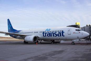 C-GTQJ - Air Transat Boeing 737-800