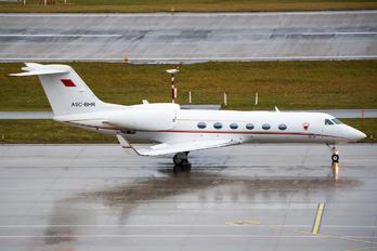 A9C-BHR - Bahrain Amiri Flight Gulfstream Aerospace G-IV,  G-IV-SP, G-IV-X, G300, G350, G400, G450