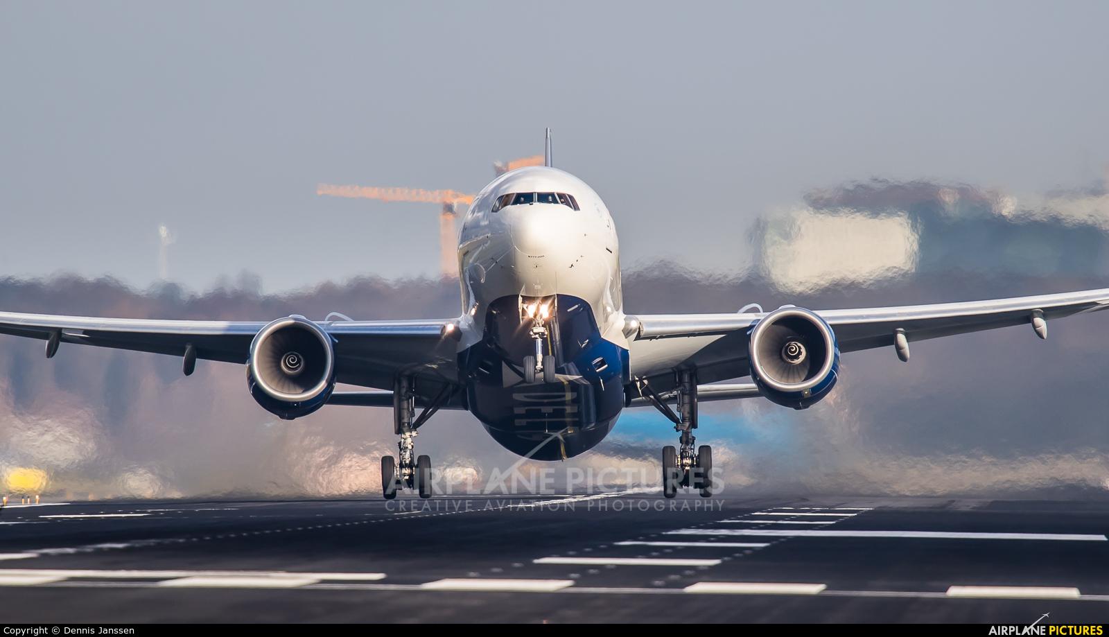 Delta Air Lines N867DA aircraft at Amsterdam - Schiphol