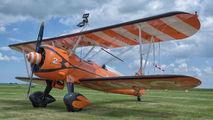 N74189 - Breitling Wingwalkers Boeing Stearman, Kaydet (all models) aircraft
