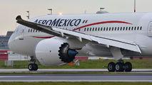 XA-ADD - Aeromexico Boeing 787-9 Dreamliner aircraft