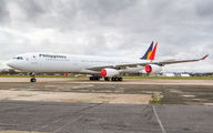 RP-C3438 - Philippines Airlines Airbus A340-300 aircraft