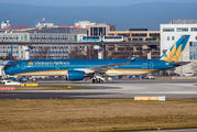 VN-A892 - Vietnam Airlines Airbus A350-900 aircraft