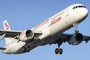 G-POWN - Jet2 Airbus A321 aircraft