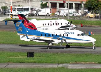 HK-4600 - Searca Beechcraft 1900D Airliner