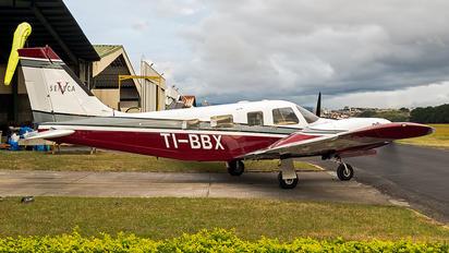 TI-BBX - Carmonair Piper PA-34 Seneca