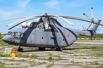 RF-36020 - Russia - Air Force Mil Mi-26