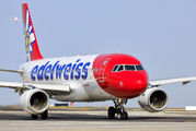 HB-IJV - Edelweiss Airbus A320 aircraft