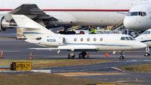 N221H - Private Dassault Falcon 20 aircraft