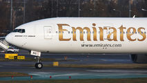 A6-ENG - Emirates Airlines Boeing 777-300ER aircraft
