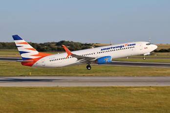 C-FJVE - SmartWings Boeing 737-800