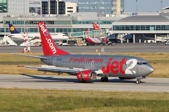 G-CELR - Jet2 Boeing 737-300