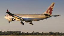 A7-ACH - Qatar Airways Airbus A330-200 aircraft