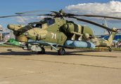 RF-95345 - Russia - Air Force Mil Mi-28 aircraft