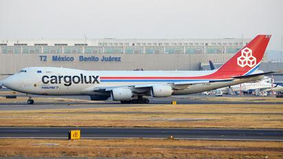 LX-VCH - Cargolux Boeing 747-8F