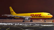 D-AZMO - DHL Cargo Airbus A300F aircraft