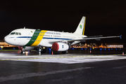 2101 - Brazil - Air Force Airbus A319 aircraft