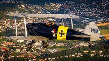 D-MJAM - Private Platzer Kiebitz aircraft