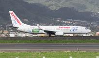 EC-IDA - Air Europa Boeing 737-800 aircraft