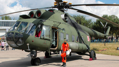 627 - Poland - Air Force Mil Mi-8P/SAR