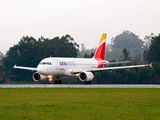 EC-KHM - Iberia Airbus A319 aircraft