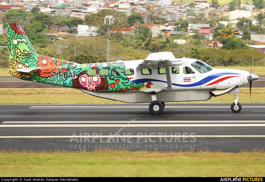 Nature Air TI-BAY aircraft at San Jose - Juan Santamaría Intl