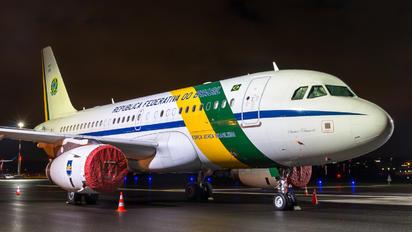 2101 - Brazil - Air Force Airbus A319