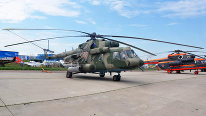 RF-90673 - Russia - Air Force Mil Mi-8MT