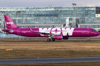 TF-GMA - WOW Air Airbus A321