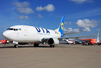 UR-FAA - Ukraine International Airlines Boeing 737-300F