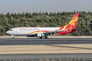 B-1502 - Hainan Airlines Boeing 737-800 aircraft