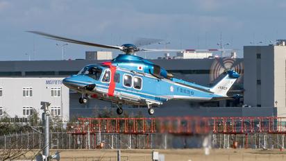 JA91CP - Japan - Police Agusta Westland AW139