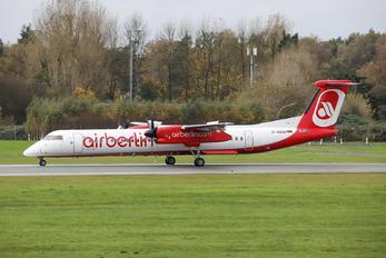D-ABQH - Air Berlin de Havilland Canada DHC-8-400Q / Bombardier Q400
