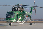 I-CFAH - Italy - Corpo Forestale dello Stato Sikorsky S-64E/F Skycrane aircraft