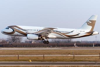 OE-LUG - Private Airbus A320