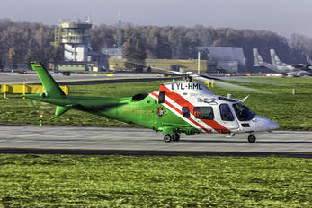 YL-HML - Latvia - State Border Guard Agusta / Agusta-Bell A 109E Power