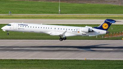 D-ACKA - Lufthansa Regional - CityLine Bombardier CRJ 900ER