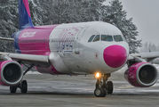HA-LWB - Wizz Air Airbus A320 aircraft