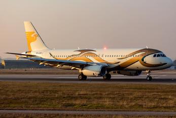 OE-LUG - MJet Aviation Airbus A320