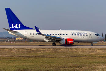 LN-RRB - SAS - Scandinavian Airlines Boeing 737-700